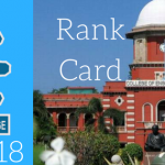 TNEA 2018 Rank List