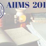 AIIMS 2018 | AIIMS Nursing 2018