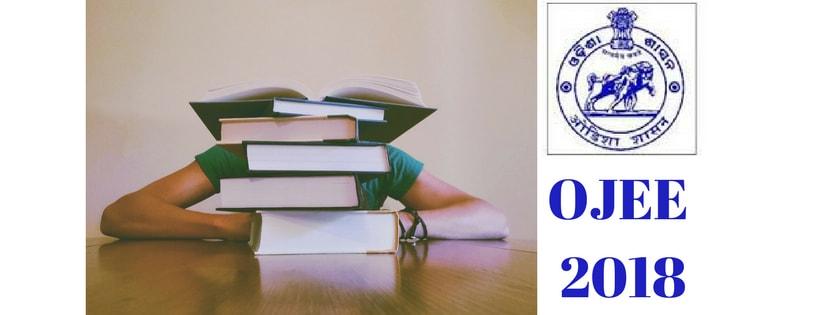 OJEE 2018 - Exam Details