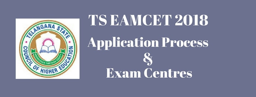 TS EAMCET 2018 Application Form
