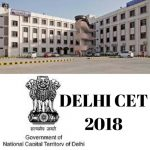 CET Delhi 2018 (Delhi Polytechnic)