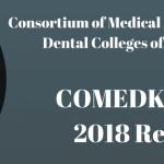 COMEDK UGET 2018 Results