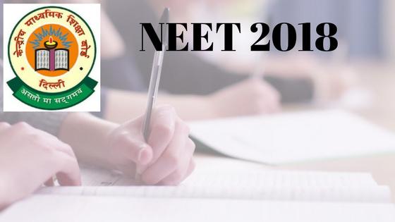 NEET 2018