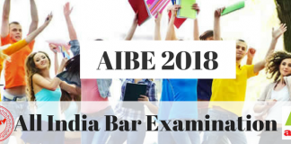 AIBE 12 2018