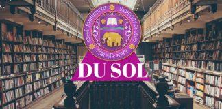 DU SOL 2018 Application Form