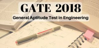 GATE 2018