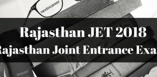 Rajasthan JET Agriculture 2018