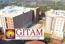GITAM GAT 2019