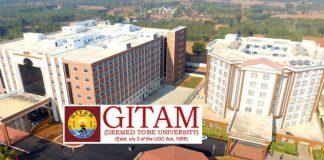 GITAM GAT 2018