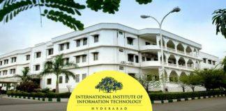 IIIT Hyderabad 2018