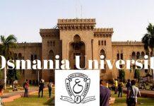 OUCDE 2018 Osmania University