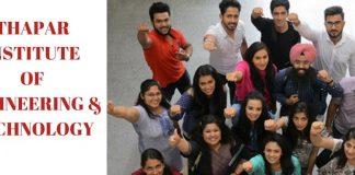 Thapar University Admissions