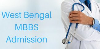 West Bengal MBBS Admission