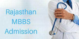Rajasthan MBBS Admission 2018