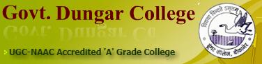 Dungar College Bikaner