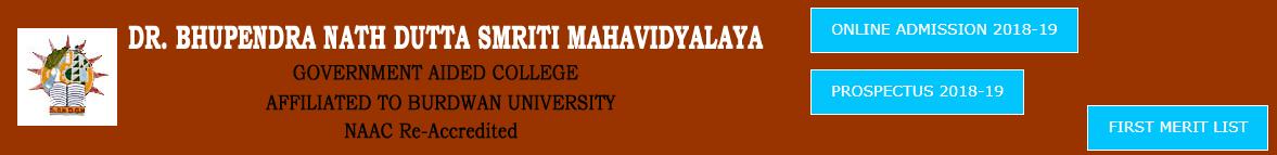 Hatgobindapur College Merit List 2018