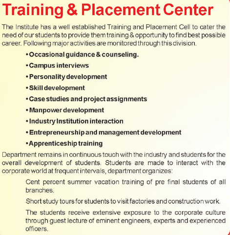 IERT Placement And Training