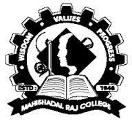 Mahishadal Raj College Merit List 2018