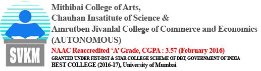 Mithibai College Merit List