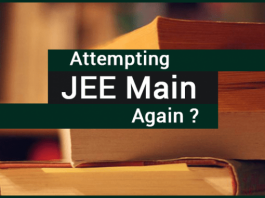 NTA JEE Main 2019 Attempts