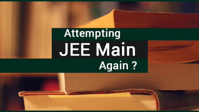 JEE Main Attempts