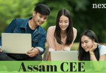 Assam CEE 2019