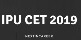 IPU CET 2019