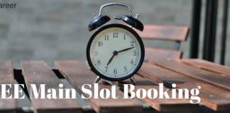 JEE Main 2019 Slot Timings