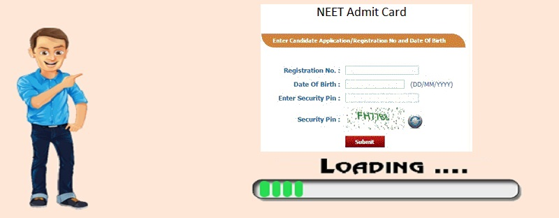 NEET 2019 Admit Card