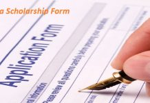 Nabanna Scholarship Form