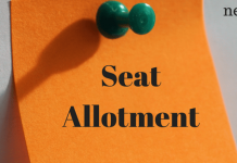 Seat Allotment