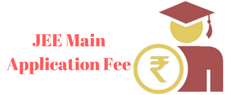 jee main application fee