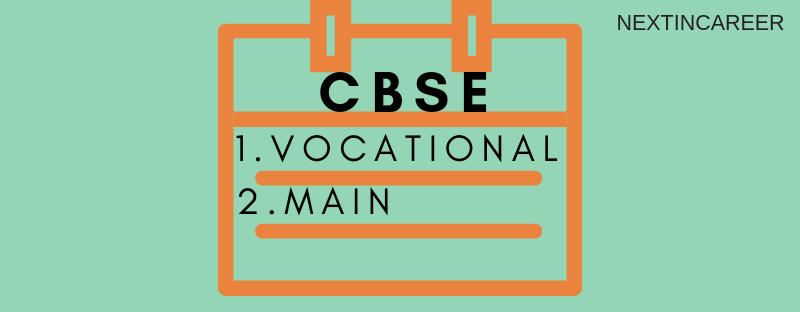 CBSE Vocational Courses