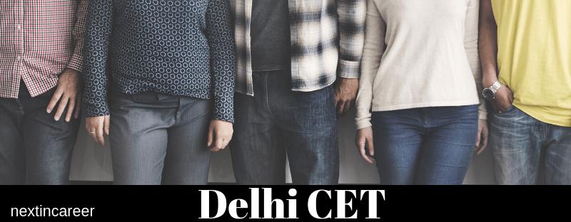 CET Delhi 2019