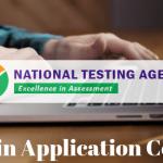 JEE Main 2019 Application Form Correction