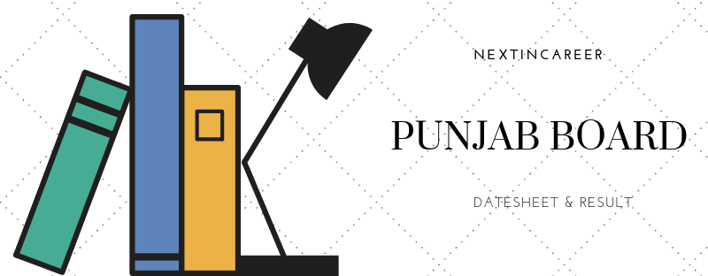 Punjab Board Date Sheet 2019