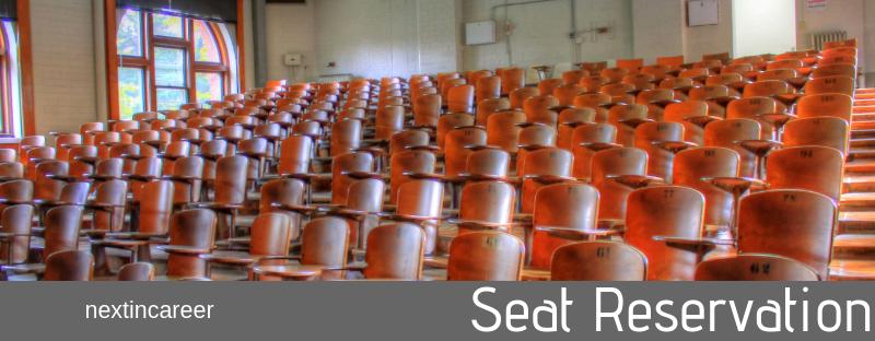 JIPMER 2019 Seat Reservation