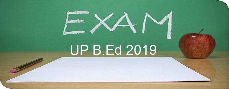 UP B.Ed 2019