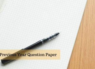question paper