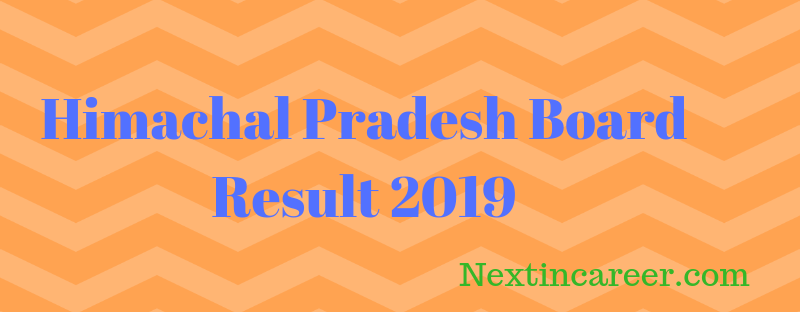 HP Board 10th Results 2019