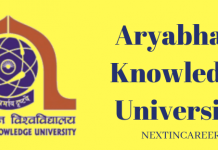 Aryabhatt Knowledge University
