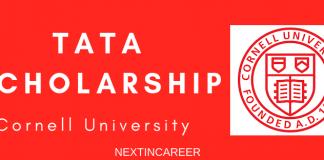 tata scholarship 2019