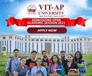 VIT AP UG Application Form