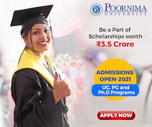 Poornima University Application Form